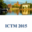 ICTM 2015
